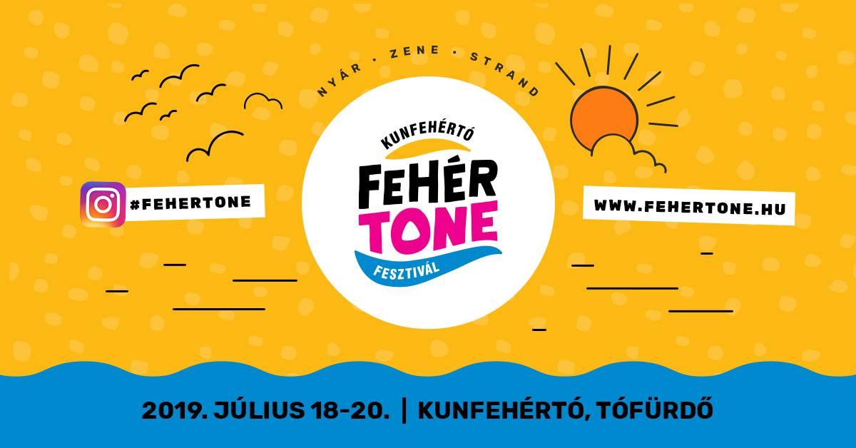 Kunfehértone Fesztivál 2019 @ Kunfehértó